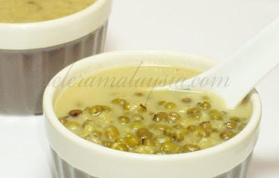 Bubur Kacang Recipe
