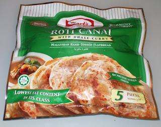 Instant Roti Canai