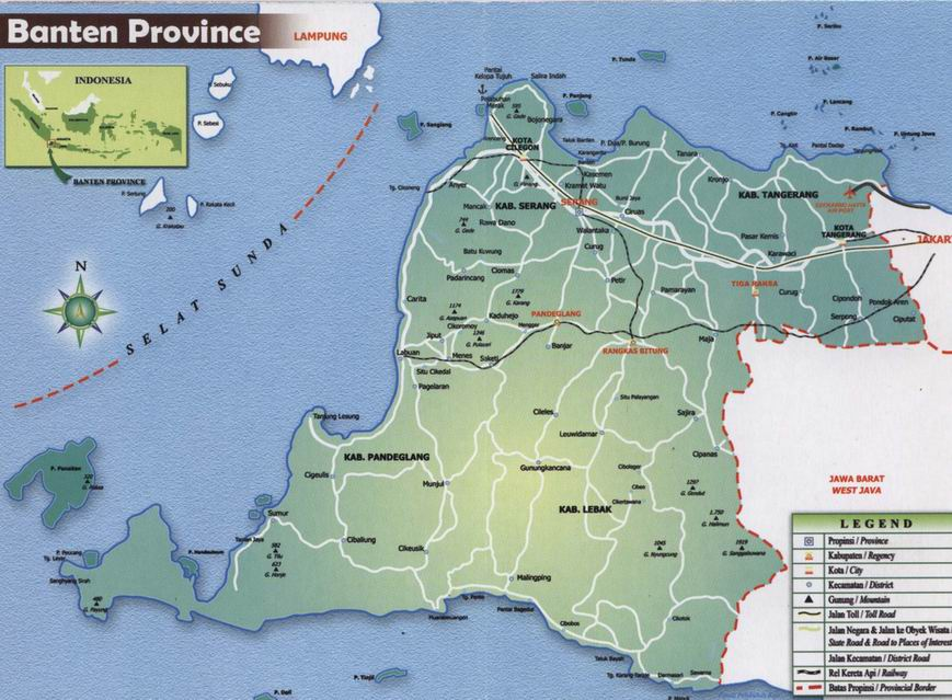 DEDEN's WEBLOG: Banten