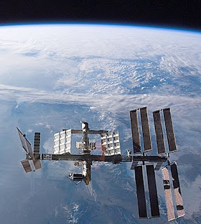 The current ISS configuration