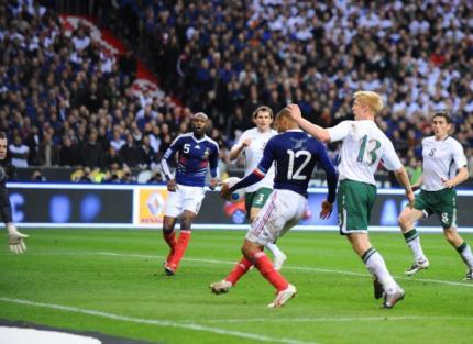 SCC Modern Languages: Le match de football France-