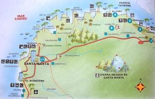 santa marta ciudad colombiana capital del departamento de magdalena en