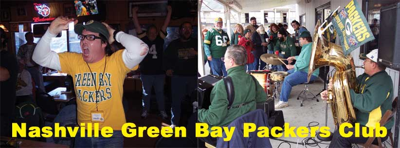Nashville Green Bay Packers Club