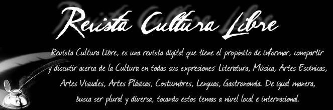 Revista Cultura Libre