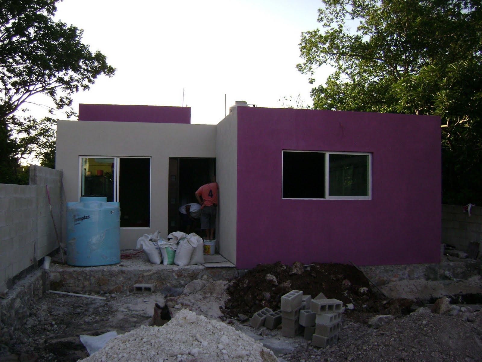 Pintura para exteriores colores - Pintura para fachadas exteriores ...