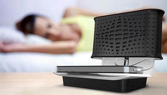 Perch Bluetooth Mobile Dock Speaker