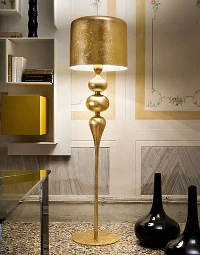 Masiero Eva Gold Lamps