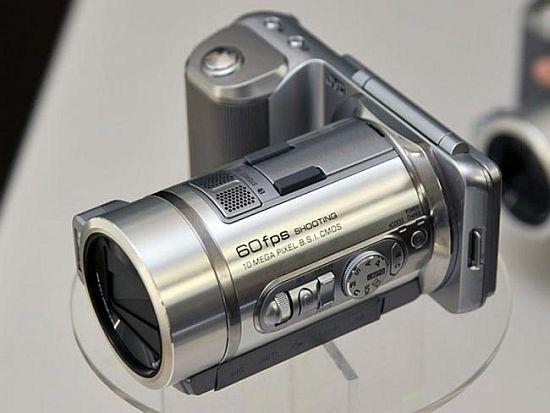 Latest JVC GX-PX1 Camera Camcorder