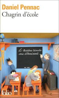Chagrin d'école de Daniel Pennac dans Biographies et Autobiographies chagrin-d-ecole