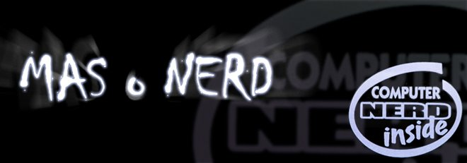 Mas O Nerd