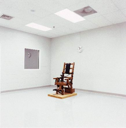 A former Army counterintelligence worker was executed by electric chair