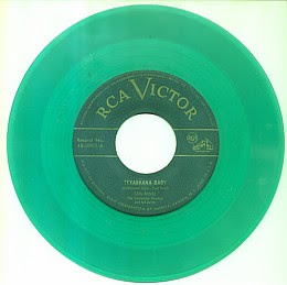 First 45 Vinyl Ever Produced Texarkana Baby