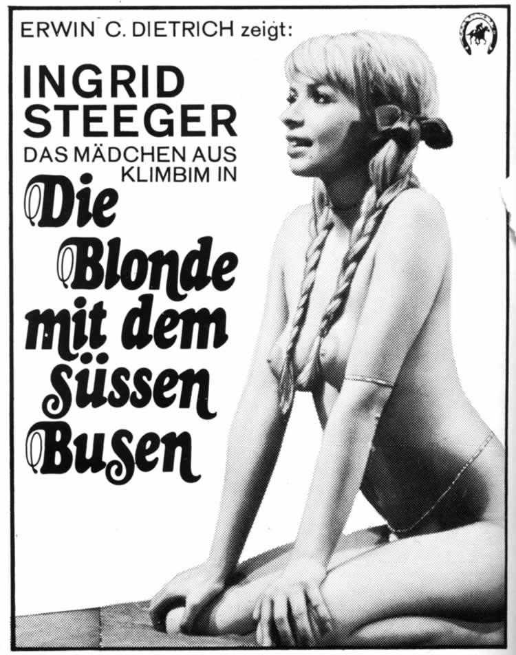 Steeger playboy ingrid Ingrid steeger