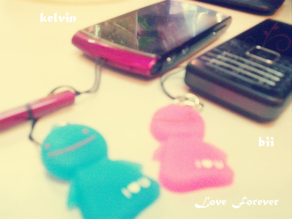 ♥ Our phone
