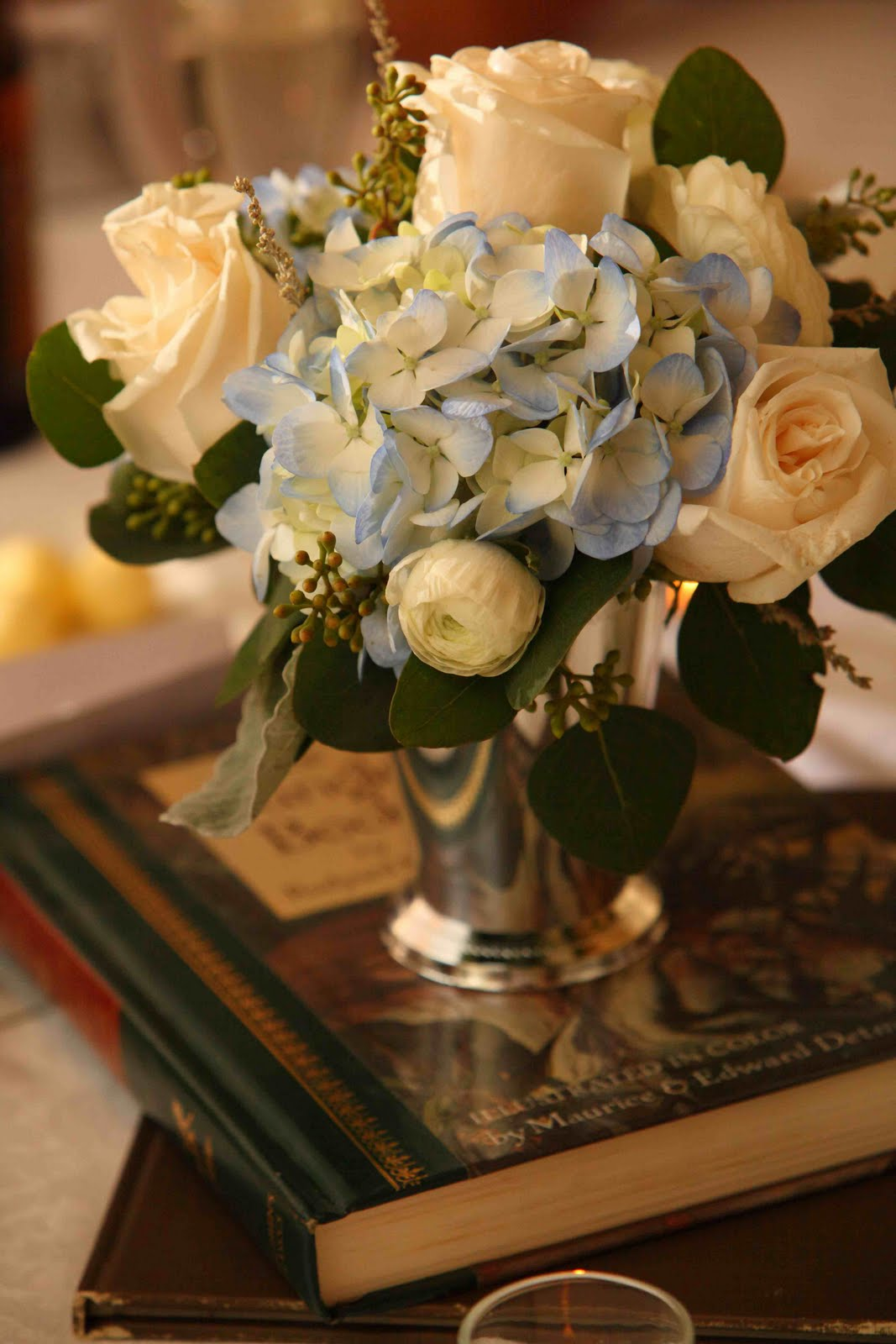 Great Photo Friday Books As Centerpieces Entomology Of A Bookworm