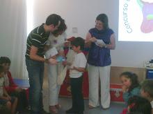 Ganhámos o concurso de Trava-Línguas. Parabéns ao João Maria