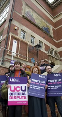 IOU: No More Teaching On The Cheap Campaign