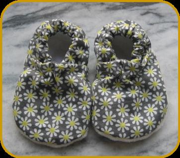 Baby Shoe Tutorial | Goosie Girl's