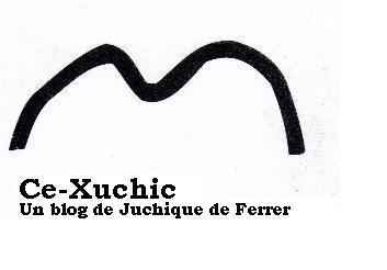 Ce-Xuchic: Un blog de Juchique de Ferrer
