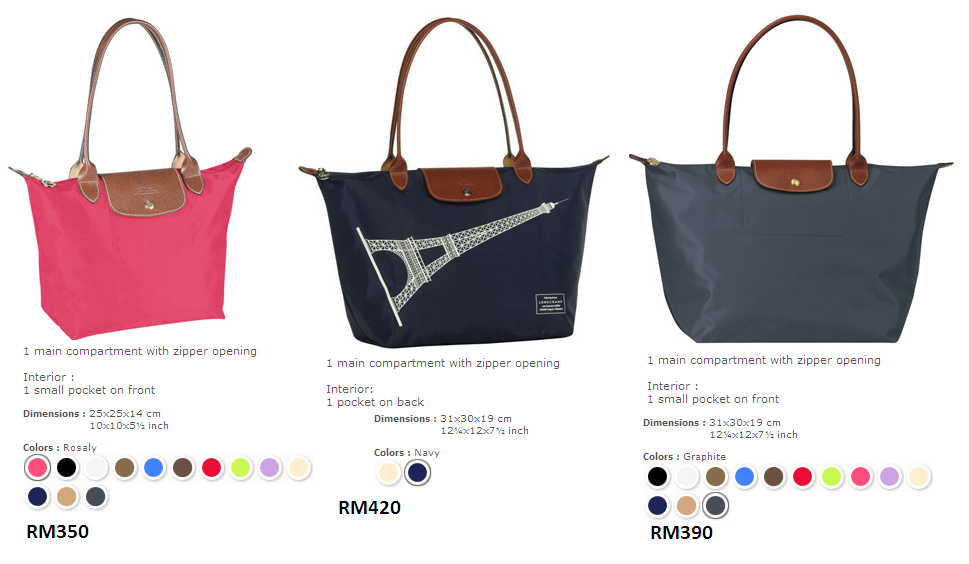 Longchamp Online