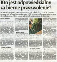 Przemoc w Wyszkowie cz.2