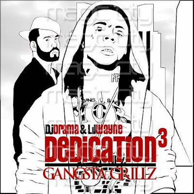 Dedication 3 Cover ! Real or Fake .? The hype's still there regardless!