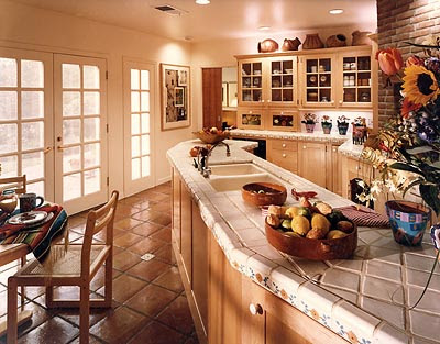 Country Kitchens Images