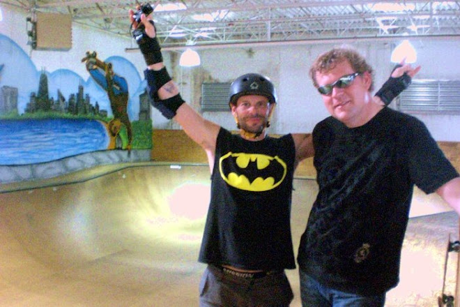 KRUSH SKATEPARK Tinley Park, Illinois