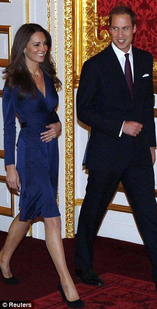 Kate Middleton & Issa London