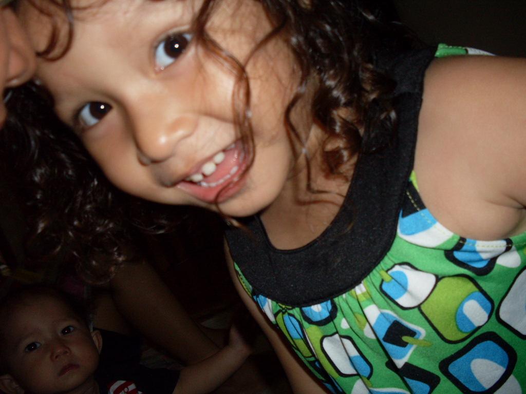 My dotter....