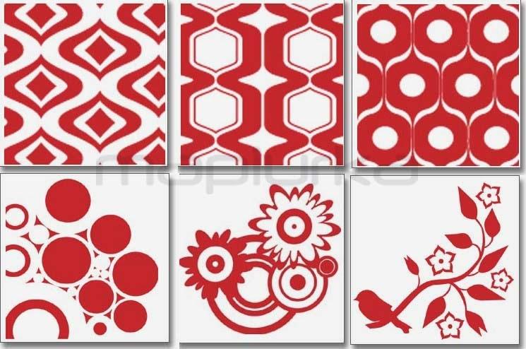 Mapiurka adhesivos decorativos ba novedad m s dise os for Muestrario de azulejos