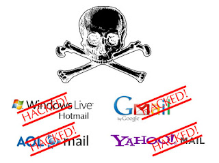 web hacked email hotmail gmail aol yahoo