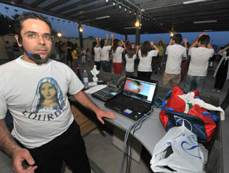 cura don roberto fiscer padre dj