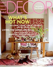 Elle Decor - My Favorite Magazine