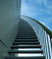 Motivation stairs