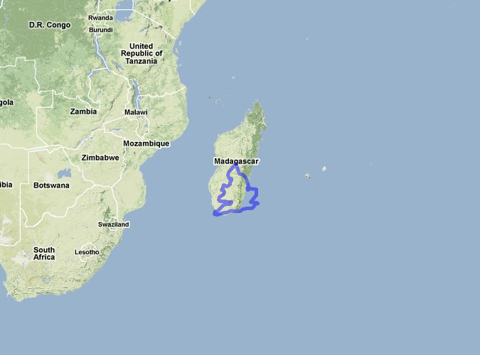 The Area Of Australia Compared To The United States On Google Maps - Canada vs us map
