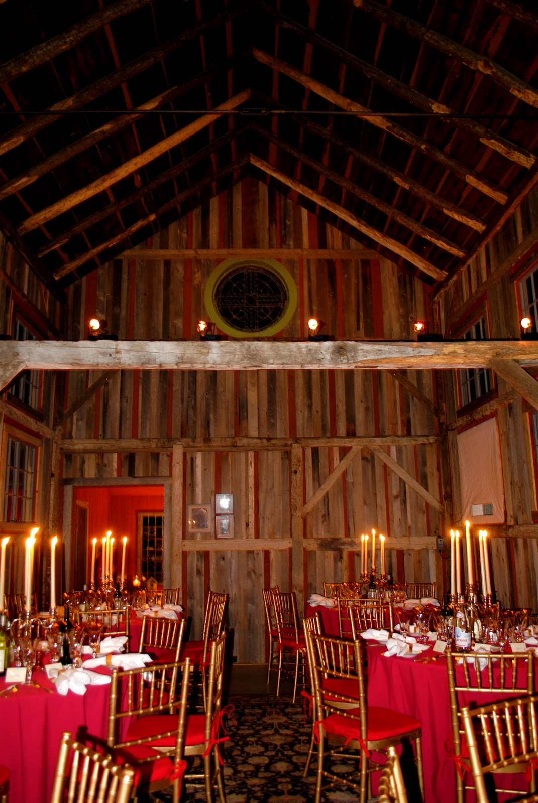 Party Resources: Party Details: Christmas Party in Our Barn