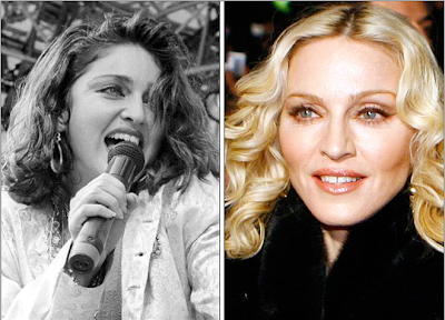 Madonna (49)? Excuse me?!? Is the Pope Catholic? Yes, she's had a
