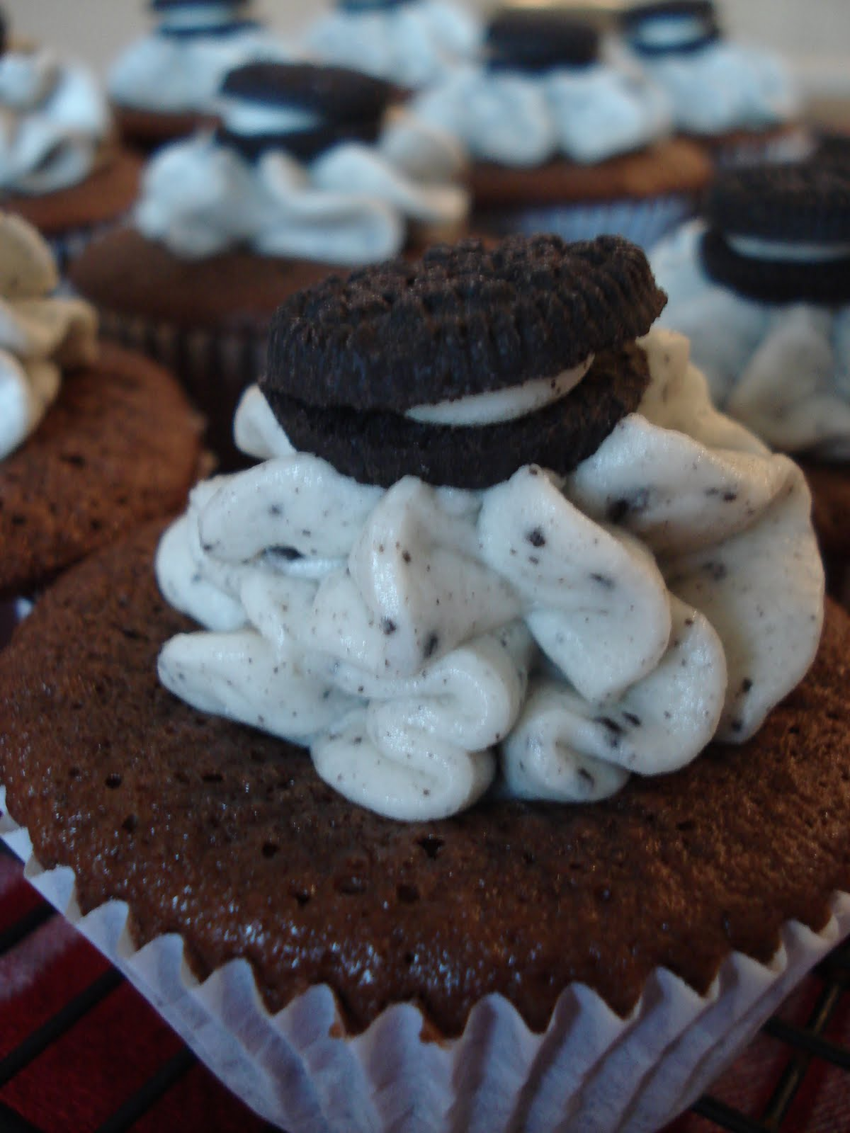 Oreo Cupcakes Recipe From Scratch