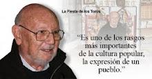 Paraules de JUAN SEGURA PALOMARES, president de la federacio de entitats taurines de catalunya.