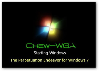 Chew WGA Download - Activate Windows 7 |