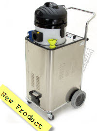 Steam cleaning machine KJ 8485CV