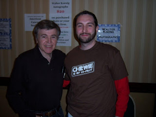 Jay Garmon and Walter Koenig