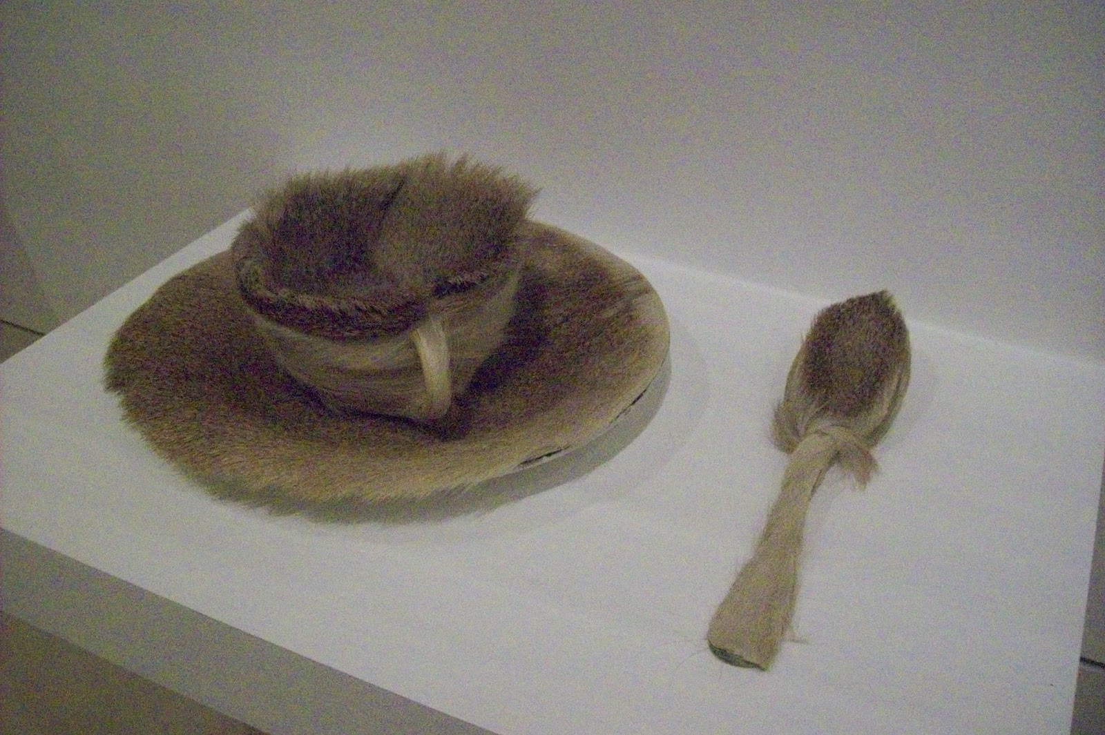 Meret Oppenheim s  quot Object  Luncheon in Fur  quot  Object Luncheon In Fur