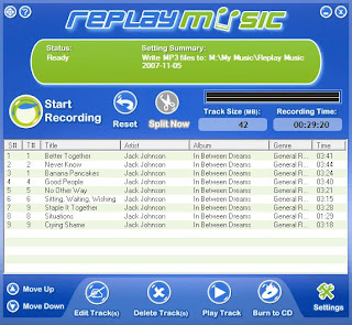 main2 Replay Music Full internet downloads audio