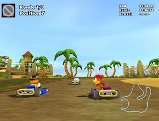 morhuhnkartxxlat1 Moorhuhn Kart 2 Portable jogos pccorrida games downloads 