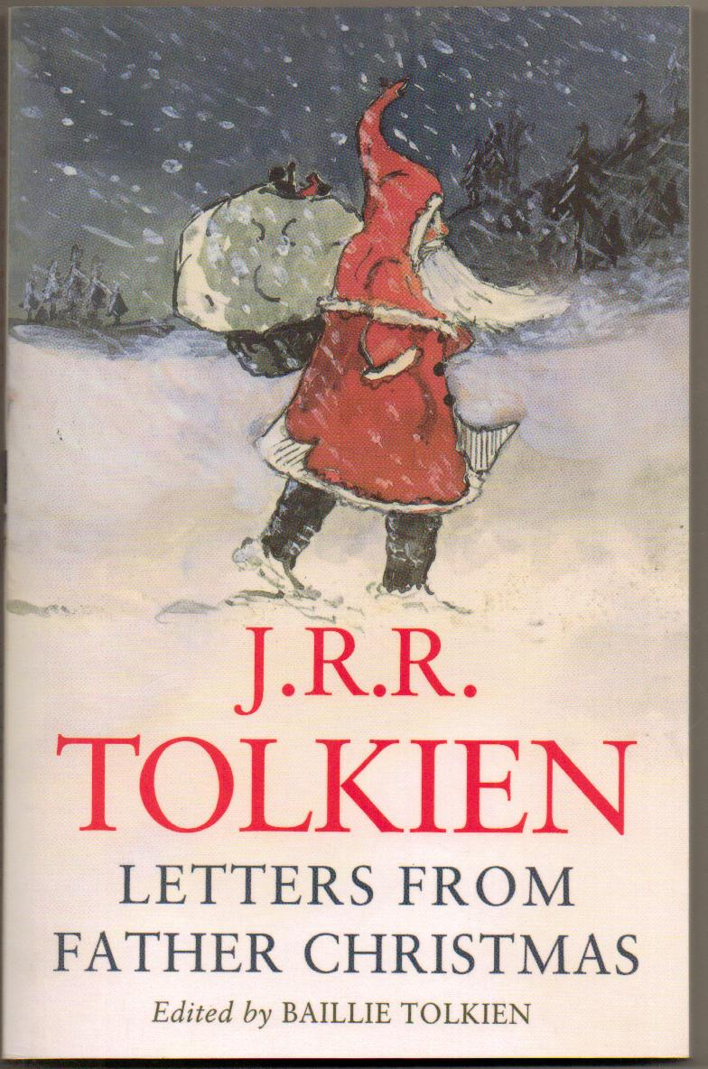 Letters From Father Christmas  JRR Tolkien  Nenaghgal