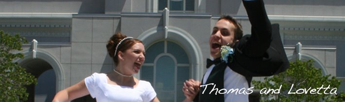 Thomas and Lovetta
