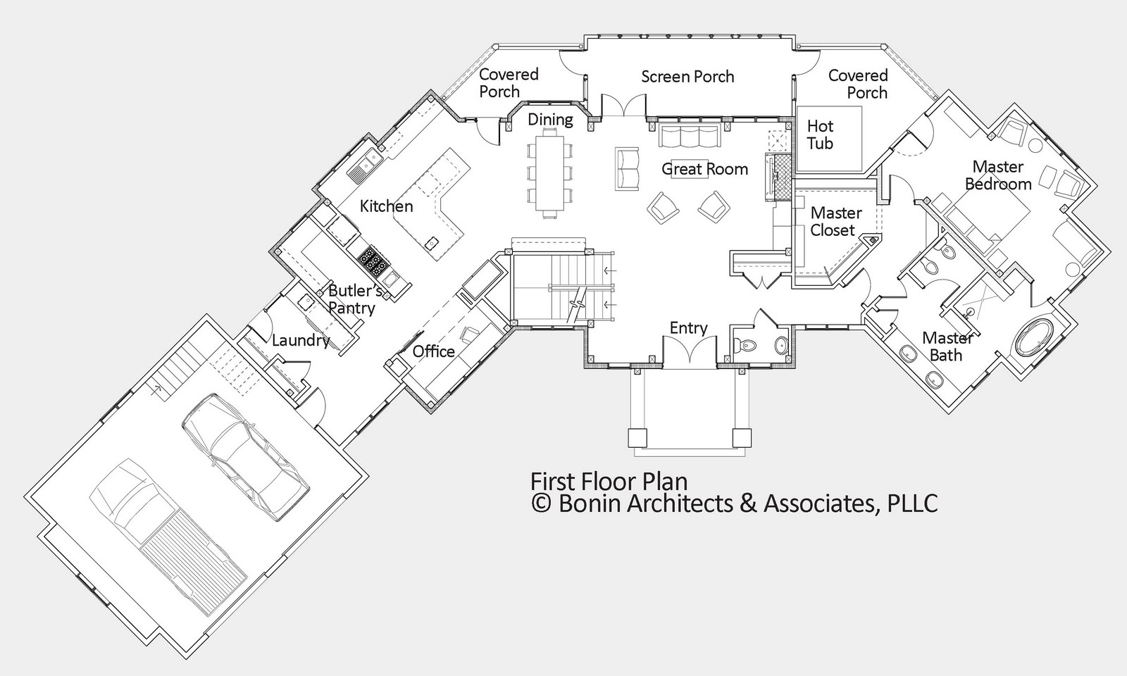 Luxury log home floor plans house plans home designs for Luxury cabin floor plans