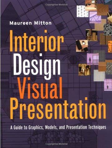Interior design school on interior design visual presentation all